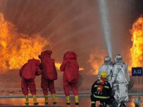 В Китае жертвами пожара в караоке-баре стали 18 человек