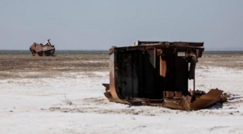 Казахстан освоит бывший полигон на острове Возрождения на Арале