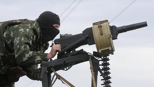 На Украине назвали число погибших военных за время операции в Донбассе