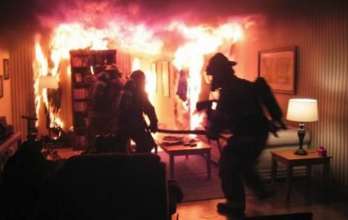 С начала года на пожарах в Усть-Каменогорске погибли 11 человек