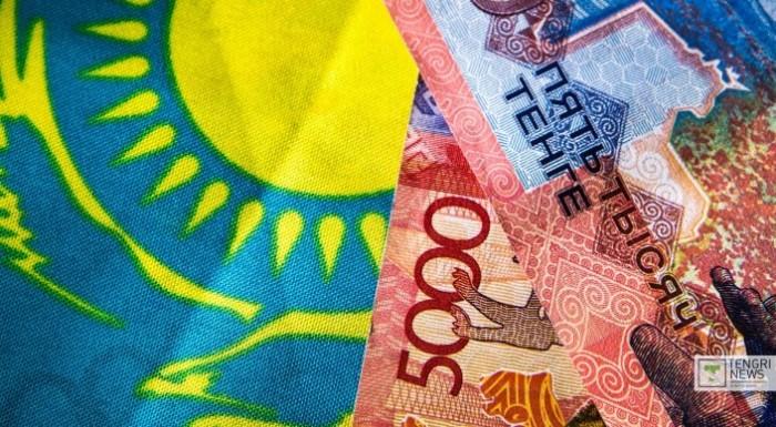 Казахстанский тенге продолжает дорожать поотношению кдоллару США