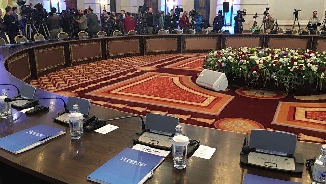 МИД Казахстана: ВАстане стартовали переговоры поСирии