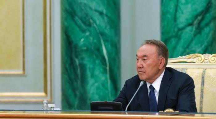 Назарбаев участвует в Астанинском экономическом форуме