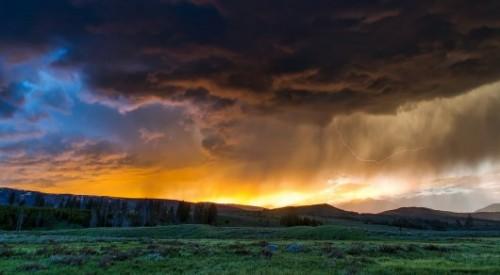 Какая погода ожидается в выходные в Казахстане