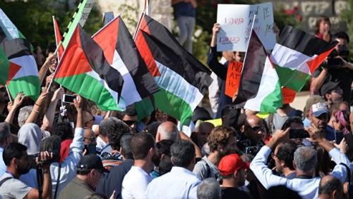 Палестина отозвала посла из Вашингтона