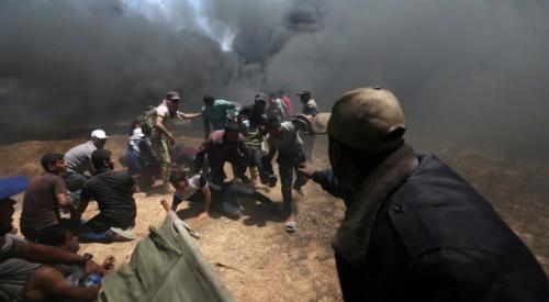 Остановить насилие в секторе Газа призвал Казахстан