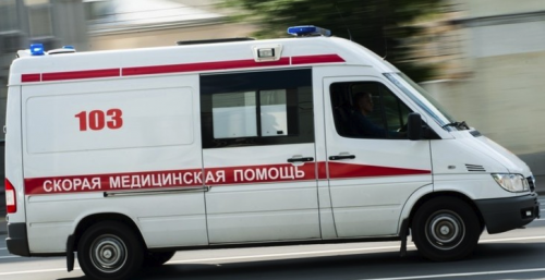 Автомобиль скорой помощи задавил ребенка в Кентау