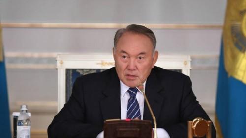 О чем говорил Назарбаев на АЭФ