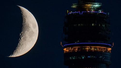 Жители Земли смогут увидеть суперполумесяц утром 18 мая