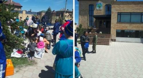 Около 130 малышей эвакуировали из-за пожара в детсаду Караганды