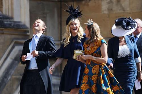 """""""Когда твой бывший женится"""": В Сети обсуждают фото экс-девушки принца Гарри со свадьбы"""