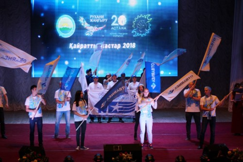 В ВКО определили лучшую «ЗАВОДную молодежь-2018»