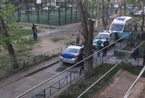 В ДВД прокомментировали убийство, которое произошло во дворе Костаная