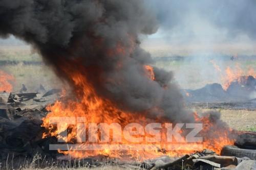 «Пусть наши земли не знают пожаров!»