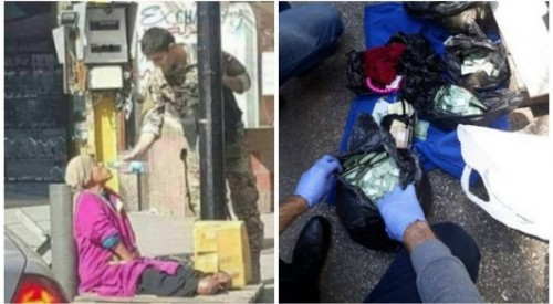 На сберкнижке бездомной обнаружили более миллиона долларов