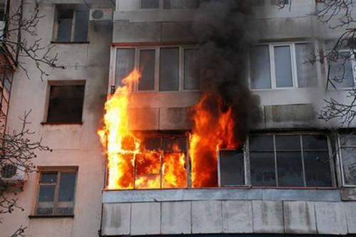 Инвалид 2 группы погиб на пожаре в Усть-Каменогорске