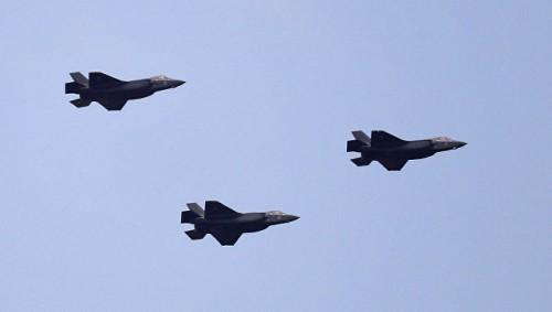 Израильский генерал рассказал о первом боевом применении истребителей F-35