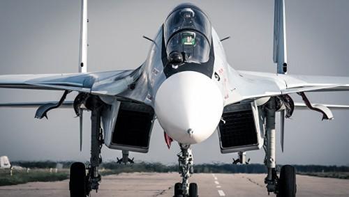 Казахстан закупил у России еще одну партию истребителей Су-30СМ