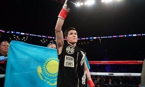 У Данияра Елеусинова сменился соперник по второму бою на профи-ринге
