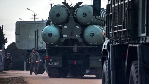 """Эрдоган пригрозил использовать ЗРК С-400 """"при необходимости"""""""