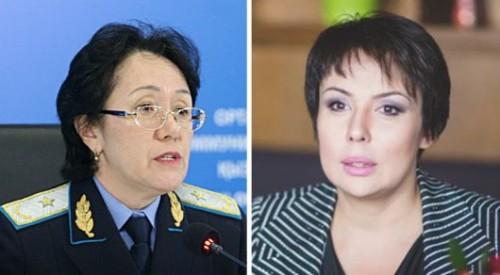 Аружан Саин прокомментировала назначение Айтпаевой детским омбудсменом