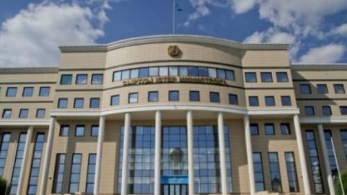 В МИД РК прокомментировали арест экс-секретаря министерства