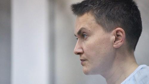 Савченко попросила Путина помиловать 66 заключенных в России украинцев