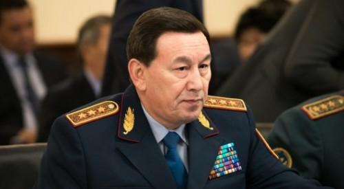 """Самые """"пьяные"""" области Казахстана назвал глава МВД"""