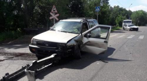 """Водители устроили """"байгу"""" на дороге в Алматы: пострадали пять человек"""