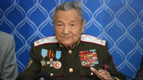 В Алматы умер последний защитник-казахстанец Брестской крепости Габбас Жуматов