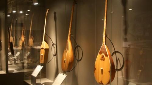 Домбра это символ нашего народа - Музей народных музыкальных инструментов