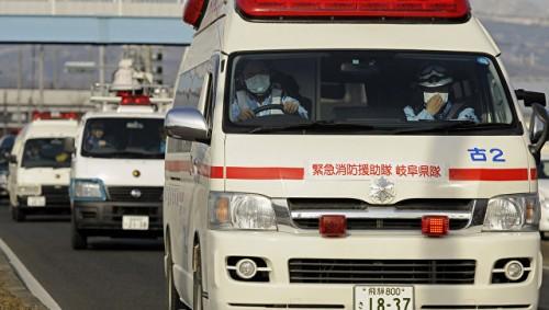 В полиции заявили о гибели трех человек при землетрясении в Японии