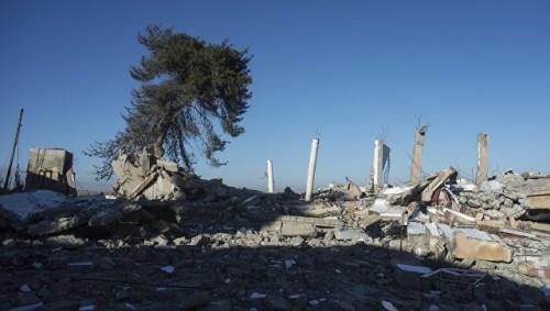 СМИ сообщили об ударе коалиции во главе с США по сирийской армии