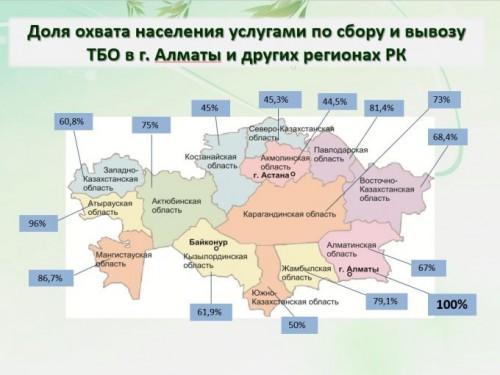 Жить в Алматы можно только с апреля по август – данные независимых экспертов