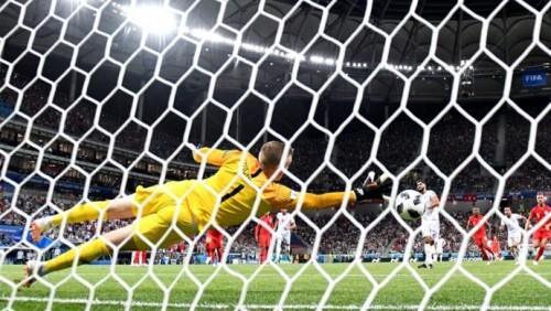 ЧМ-2018: Англия с трудом обыграла сборную Туниса