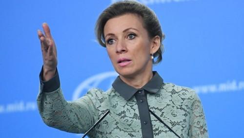 Захарова заявила, что Запад обманул Россию