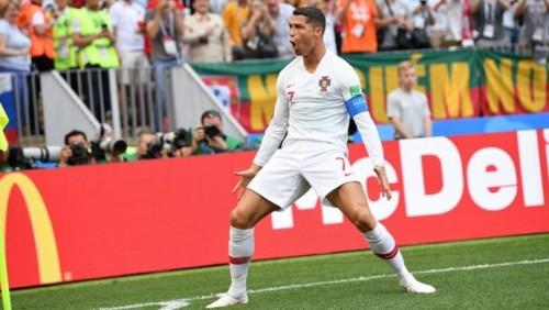 ЧМ-2018: Гол Роналду помог португальцам обыграть сборную Марокко