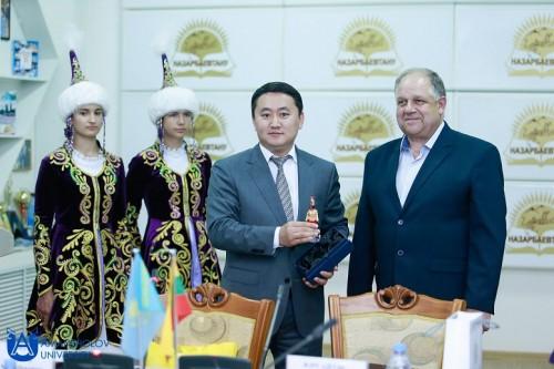 Университеты ВКО и Литвы договорились дружить