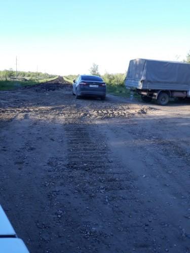 Видео в Интернете и жалобы помогли добиться ремонта дороги в Актюбинской области