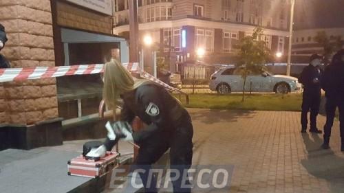 В Киеве ресторатор открыл стрельбу по посетителям, погибли люди