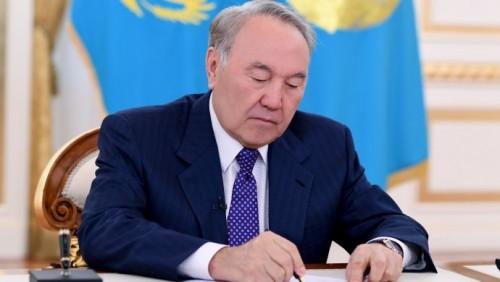 Назарбаев поздравил Эрдогана с уверенной победой на выборах