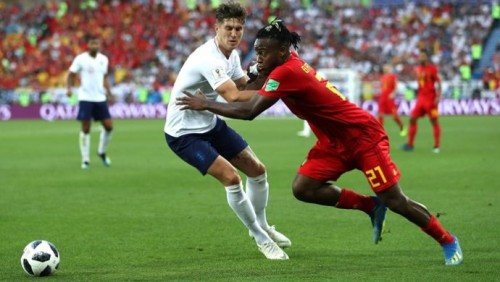 Сборная Бельгии обыграла Англию и заняла первое место в группе
