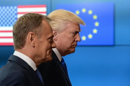Глава Евросовета раскрыл отношение Трампа к Украине