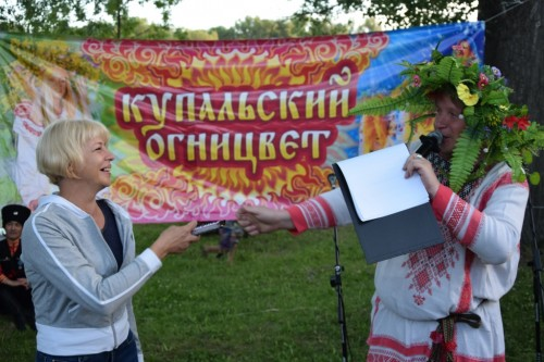 Мистическую ночь «зажгли» в Усть-Каменогорске