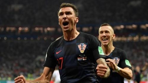 Сборная Хорватии вышла в финал чемпионата мира-2018