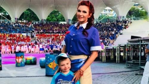 Хабенский отказался фотографироваться с 6-летним сыном Бледанс