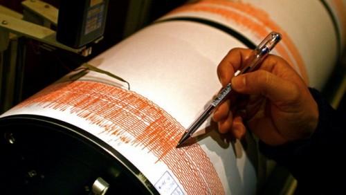 Сейсмологи Казахстана зарегистрировали землетрясение в России