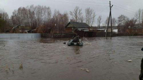 Более 2 миллиардов тенге требуется ВКО, чтобы защитить население от грядущих паводков