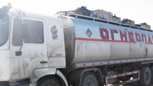 В России задержана партия контрафактного бензина из Казахстана