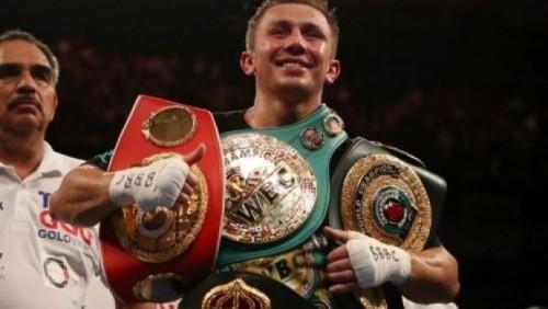 Головкин второй в рейтинге самых высокооплачиваемых боксеров мира